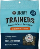 Buckley Trainers Chicken Flavor Grain Free Dog Treats