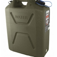 """Wavian Water Container,5 gal.,Green,18-1/4"""" H  3214"""