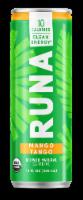 Runa Clean Mango Tango Energy Drink