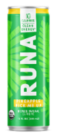 Runa Clean Pineapple Energy Drink