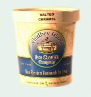 Whidbey Island Salted Caramel Ice Cream - 16 fl oz