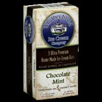 Whidbey Island Chocolate Mint Ice Cream Bars - 3 ct / 3 fl oz