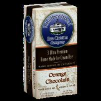Whidbey Island Orange Chocolate Ice Cream Bars - 3 ct / 3 fl oz