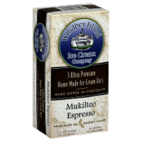 Whidbey Island Mukiteo Espresso Ice Cream Bars - 3 ct / 3 fl oz