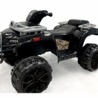 Best Ride On Cars Realtree Sporty ATV 12V- Black 12V Realtree Sporty All Terrain Vehicle Car,