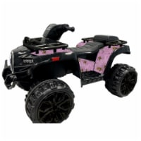 Best Ride On Cars Realtree Sporty ATV 12V- Pink