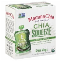 Mamma Chia Squeeze Green Magic