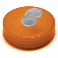 Bubi Brands SCSS Sport Cap for Foldable Water Bottle Rose, Sunset Orange - 1