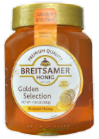 Breitsamer Honig Golden Selection Blossom Honey
