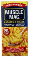 Muscle Mac Original Cheddar Macaroni & Cheese Side Dish