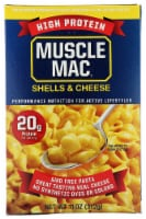Muscle Mac Pro Original Cheddar Shells & Cheese