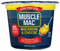 Muscle Mac Pro Original Cheddar Mac & Cheese Single Serve Cup