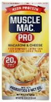 Muscle Mac Pro White Cheddar Macaroni & Cheese
