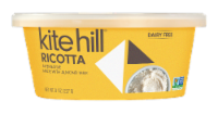 Kite Hill Almond Milk Ricotta - 8 oz