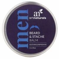 ArtNaturals Beard & Stache Balm - 2 oz