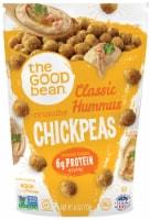 The Good Bean Classic Hummus Crunchy Chickpeas - 6 oz