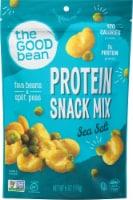 The Good Bean® Gluten Free Sea Salt Crispy Favas & Peas - 6 oz
