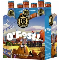 Devils Backbone Brewing Company O'Fest Beer