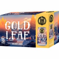 Devils Backbone Brewing Company Gold Leaf Lager