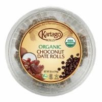 Organic CHOCONUT Dates Rolls 12/28 oz (cups)