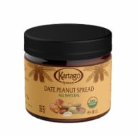 Organic Date Peanut Spread 8/16 oz - 16 oz