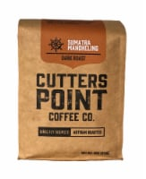 Cutters Point Coffee Co. Sumatra Mandheling Whole Bean Coffee Dark Roast