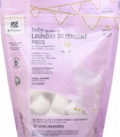 Grab Green Rosewood Scent Baby Laundry Detergent Pods