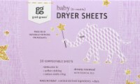 Grab Green Dreamy Rosewood Scent Baby Dryer Sheets