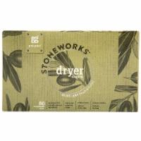 Grab Green Stoneworks Olive Leaf Dryer Sheets - 80 ct