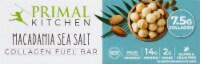 Primal Kitchen Macadamia Sea Salt Collagen Bar