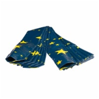 Trampoline Pole Sleeve Protectors - Set of 4 - Starry Night