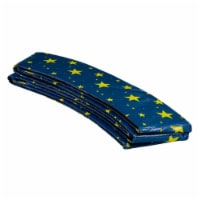 Super Spring Cover - Safety Pad, Fits 8 FT Round Trampoline Frame - Starry Night