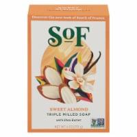 South of France Almond Gourmande Bar Soap - 6 oz