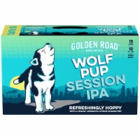 Golden Road Brewing Wolf Pup Session IPA - 15 cans / 12 fl oz