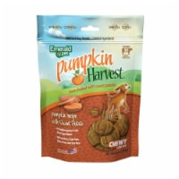 Emerald Pet 856916006489 6 oz Pumpkin Harvest Sweet Potato Chewy Dog Treats - 1