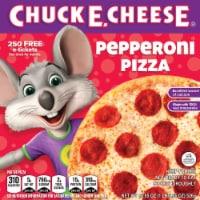 Chuck E. Cheese Pepperoni Frozen Pizza - 18.55 oz