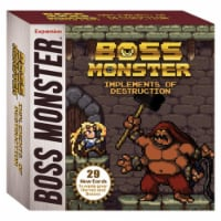 Brotherwise Games BGM016 Boss Monster - Implements of Destruction Card Game