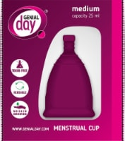Genial Day Feminine Menstrual Cup Medium