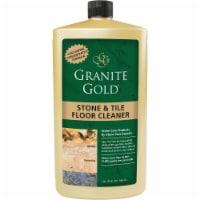 Granite Gold  Citrus Scent Floor Cleaner  Liquid  32 oz. - Case Of: 1; - 32 Oz.