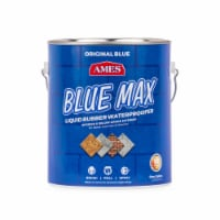 Ames Research Laboratories, Inc.  Blue Max Liquid Rubber  Translucent Blue  Water-Based - Case of: 4