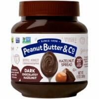 Peanut Butter & Co. Gluten Free Dark Chocolatey Hazelnut Spread