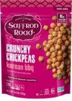 Saffron Road® Gluten-Free Korean BBQ Crunchy Chickpeas - 6 oz