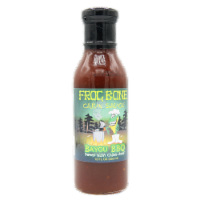 Frog Bone Bayou Sauces Multi-Pack (BBQ, Remoulade, Spanish Moss) - 12oz bottles - 36oz