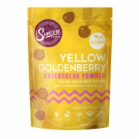 Suncore Foods Organic Yellow Goldenberry Supercolor Powder