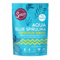 Suncore Foods Organic Aqua Blue Spirulina Supercolor Powder