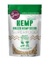 Suncore Foods Organic Hulled Hemp Seeds