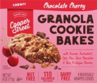 Cooper Street Chocolate Cherry Granola Cookie Bakes 6 Count