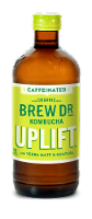 Brew Dr. Kombucha Organic Uplift Caffeinated Tea