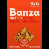 Banza Chickpea Shell Pasta