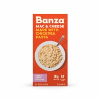Banza Mac & Cheese White Cheddar Chickpea Pasta